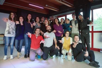 Workshop BodyMusic Cosenza 2017