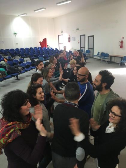 Workshop BodyMusic Lecce 2017