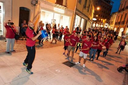 #AssaltoRitmico @ Spettacolo Aperto - Cagliari 2016