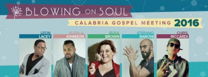 Blowing on Soul 2016