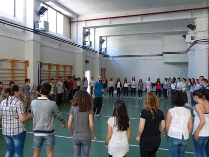 Workshop per Ass. Studium Canticum - Cagliari 2014