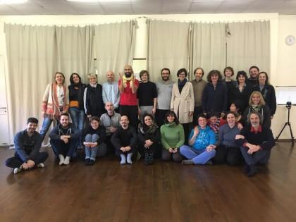 Workshop per Orti Sonori - Milano - Dicembre 2016
