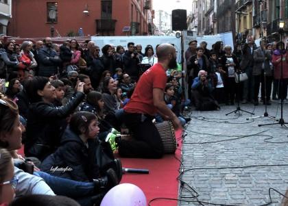 Flashmob Studium Canticum Cagliari 2017