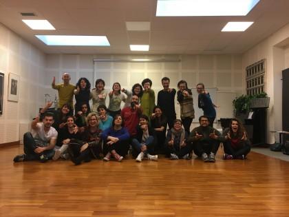 Workshop Bodymusic Torino 2017